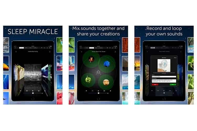 Wer Probleme beim Einschlafen hat, könnte diese App lieben