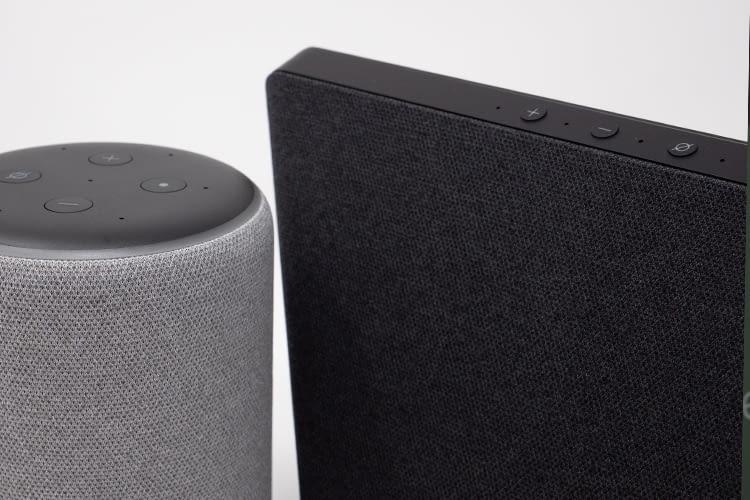 Der neue Amazon Echo Show nun auch im Stoffdesign