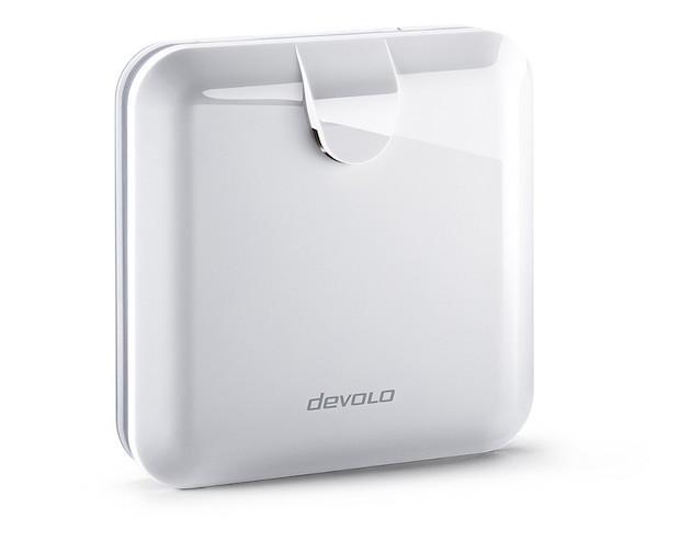 Abbildung der Devolo Home Control Alarmsirene