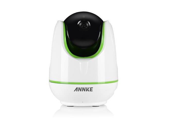 Die ANNKE SP3 HD-IP Überwachungskamera passt sich dezent ihrer Umgebung an