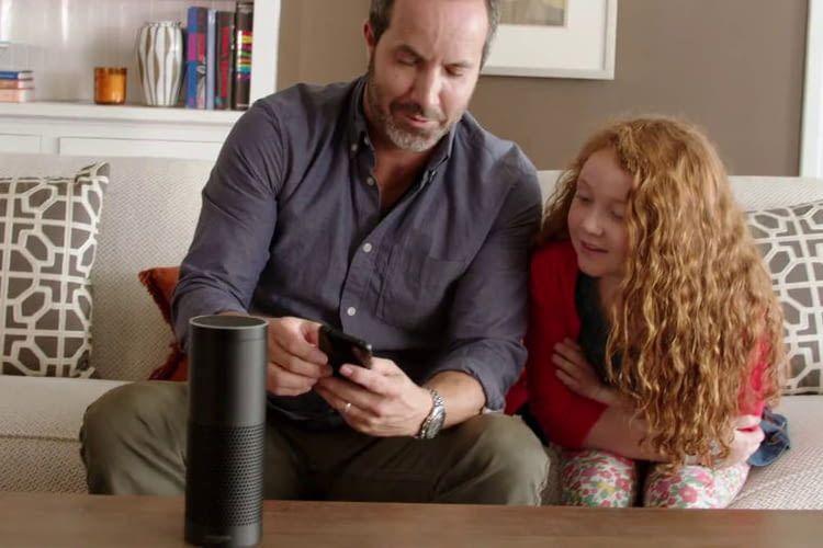 Amazon Echo Plus - Einmal angekommen, gehört ein Amazon-Echo-Lautsprecher schnell zur Familie