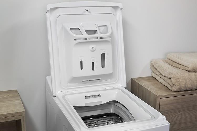 Mit der Schleudereffizienzklasse B liegt die WAT Prime 652 Di Waschmaschine im Mittelfeld