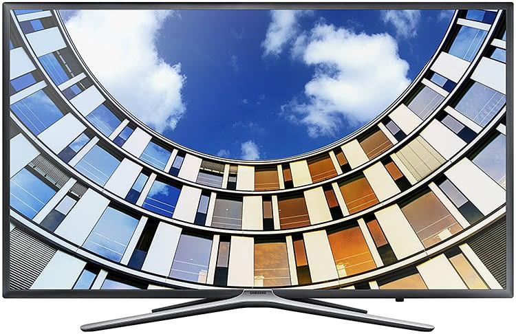 Der Samsung M5570 (32 Zoll) Fernseher hat die Energieklasse A