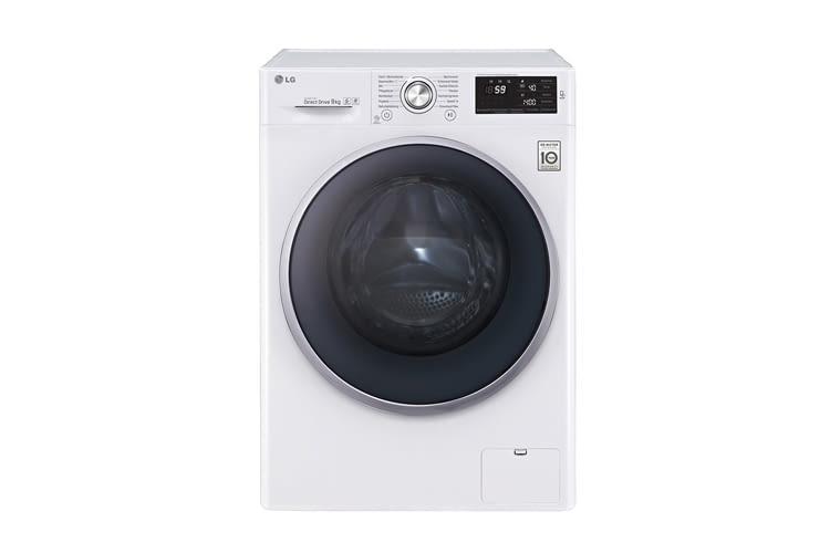 LG bietet bei der F 14U2 VDN1H Waschmaschine 10 Jahre Materialgarantie auf den DirectDrive-Motor
