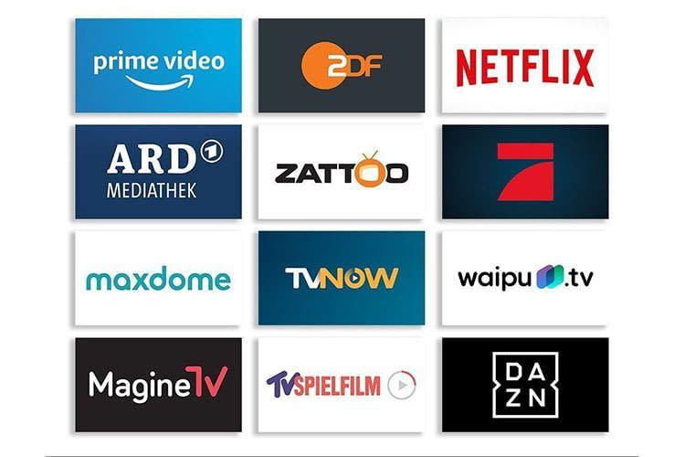 Dank unzähliger Fire TV Apps kommt im Wohn- oder Schlafzimmer keine Langeweile mehr auf