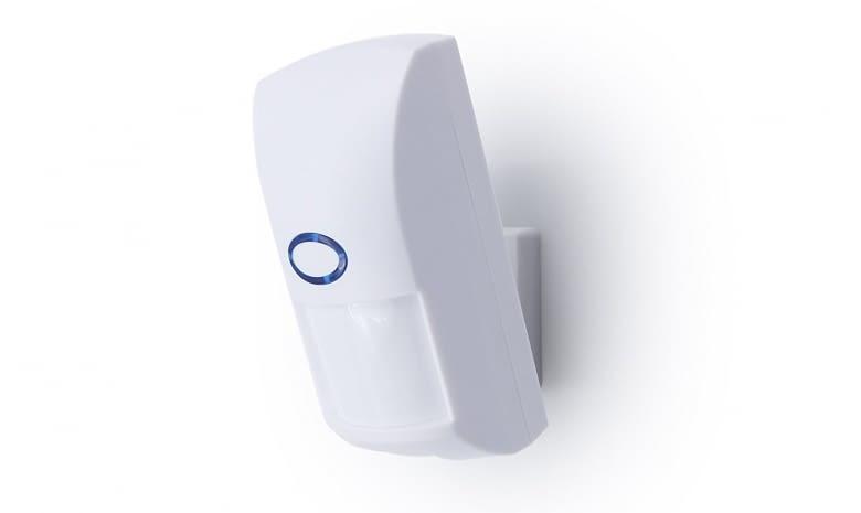 Der Infrarot-Bewegungsmelder ist eine sinnvolle Ergänzung zur HiKam A7