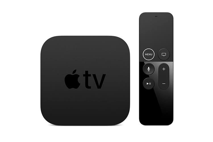 Den Apple TV 4K gibt es mit entweder 32GB oder 64GB Kapazität