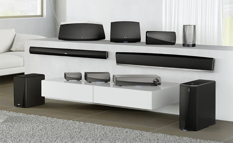 multiroom systeme zum musik streaming im berblick. Black Bedroom Furniture Sets. Home Design Ideas