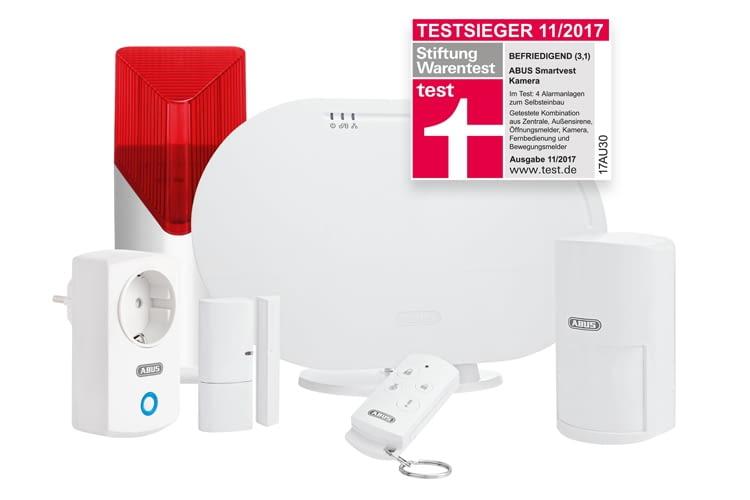 ABUS Smartvest Funk-Alarmanlage: Teil eines sicheren Zuhauses