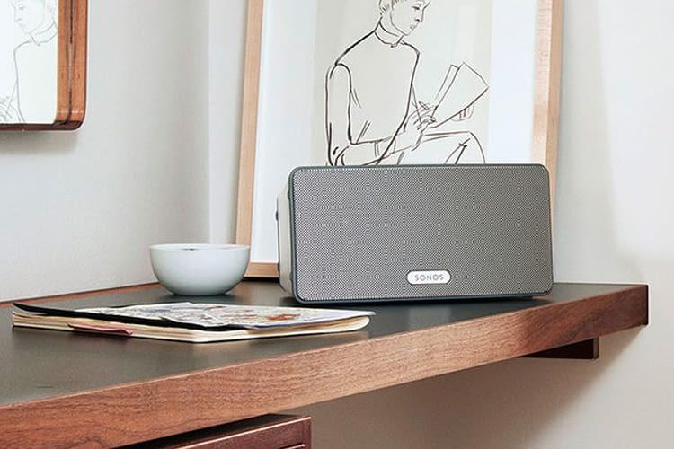 Sonos-Lautsprecher können mit Alexa vernetzt werden