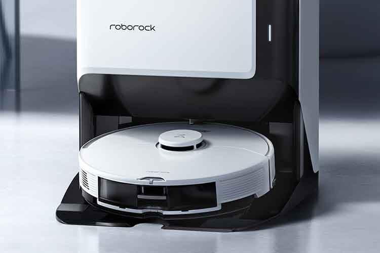 Modernes Design und Technik: Roborock Wisch- und Saugroboter G10 mit Putzstation