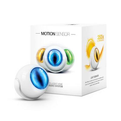 fibaro motion sensor der z wave multisensor mit vielen finessen. Black Bedroom Furniture Sets. Home Design Ideas