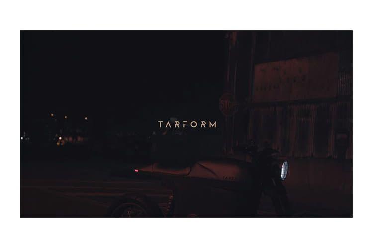 Tarform Cofe Racer gibt es auch in der Founders Edition