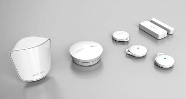 Abbildung der neuen WeMo Sensoren