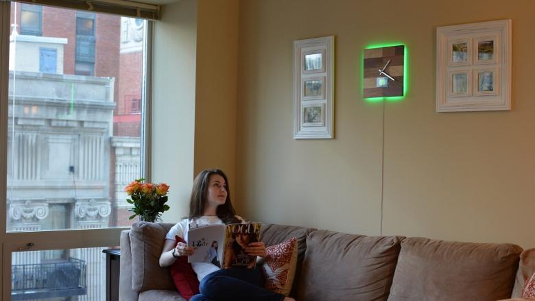 Ingrein Smart Clock - Die Uhr für das Smart Home