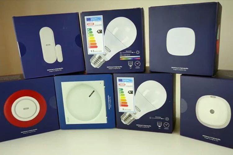 Vom Innenalarm, über Rauchmelder bis zum Fenster/Türkontakt oder LED Leuchtmittel - ABUS stellt viele Z-Wave Smart Home-Geräte zur Verfügung