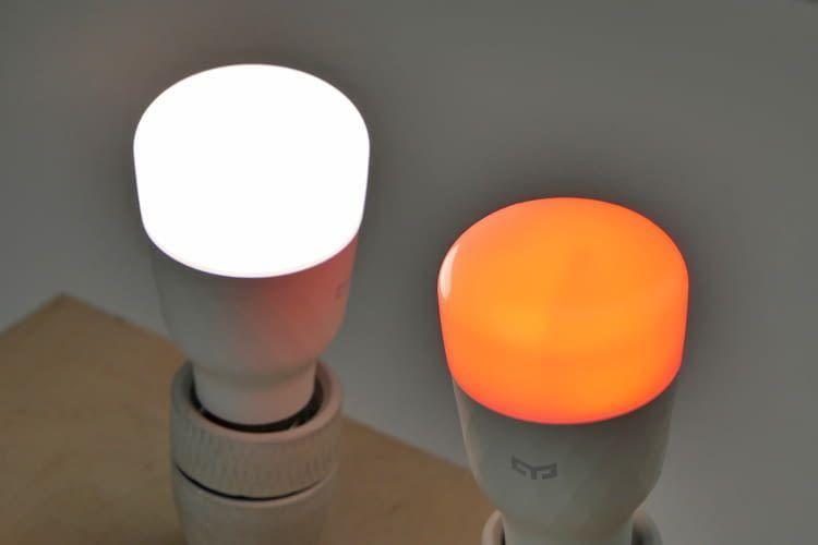 Wir haben bereits verschiedene YEELIGHT Bulbs in der Praxis ausprobiert