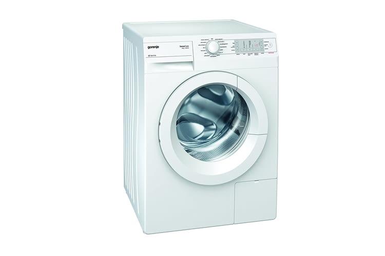 Die Gorenje WA6840 Waschmaschine hat eine SpaDrum - Edelstahltrommel