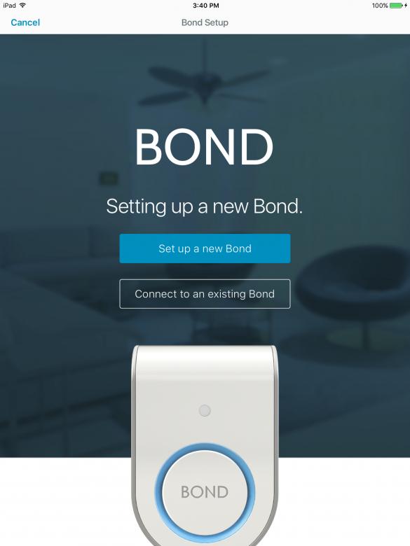 Bond Setup