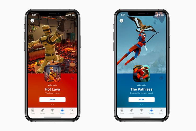 Apple Arcade - Gaming-Abo-Service für iOS-Player