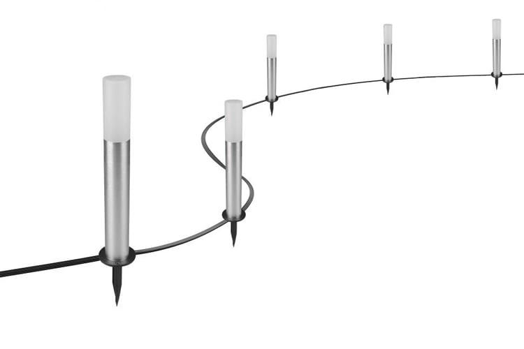 Auch für die OSRAM Gartenpole ist ein OSRAM LIGHTIFY Gateway als Steuerungszentrale nötig