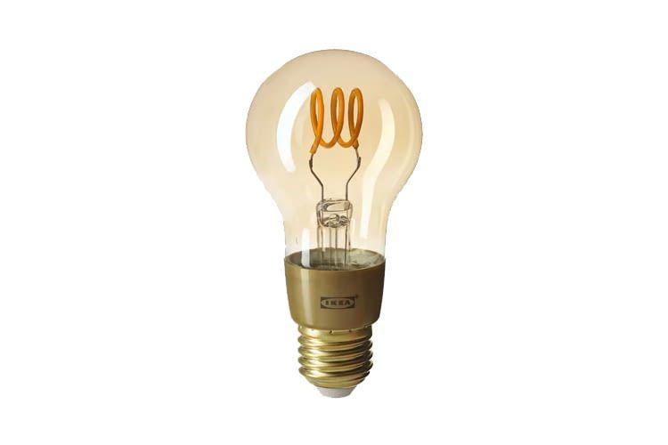 Die IKEA Filament Bulb ist per App, Sprache oder Fernbedienung steuerbar