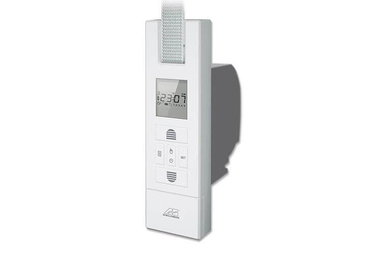 Schellenberg RolloDrive 65 Premium verbindet sich per Funk mit verschiedenen Smart Home Systemen