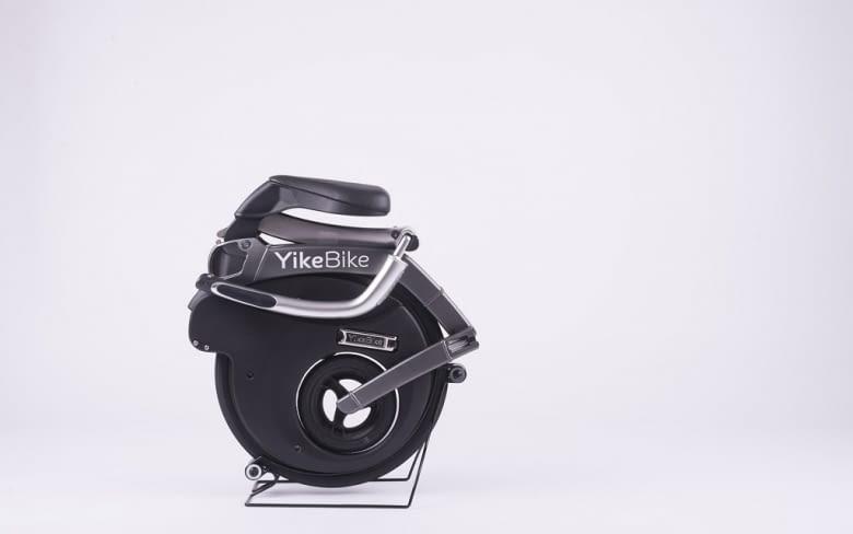 Das derzeit kompakteste E-Bike der Welt: Yike Bike