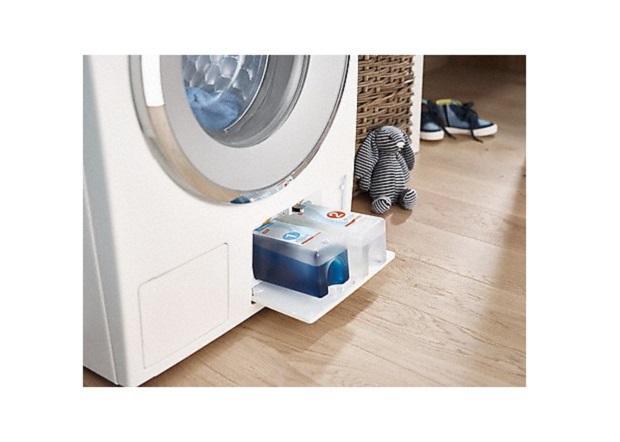 Smarte Waschmaschine von Miele @miele.de