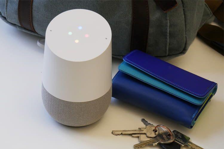 Egal ob Flur oder Küche - alle Google Home Lautsprecher lassen sich miteinander vernetzen
