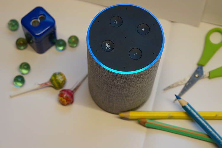 Amazon Echo (2. Generation) verbraucht im Standby-Modus 1,7 Watt Strom