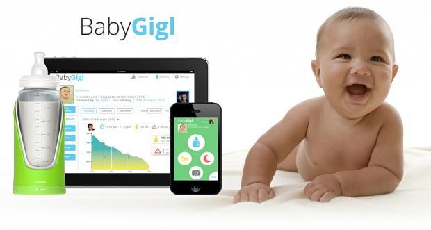 Babygigl - Fütterungsüberwachung