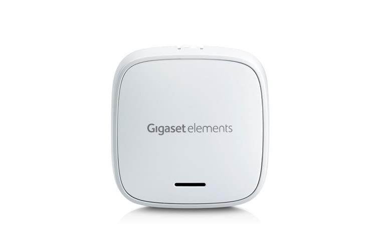 Der Gigaset elements universal Sensor hat eine Reichweite von 50 Metern