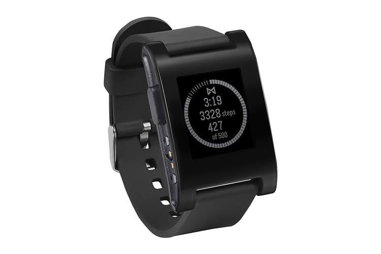 Die Pebble Smartwatch ist der diskrete Assistent am Handgelenk