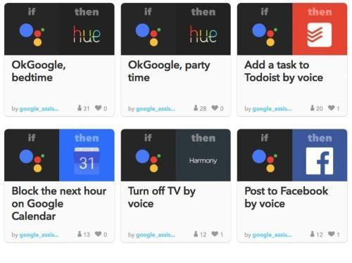 Google IFTTT @ Google