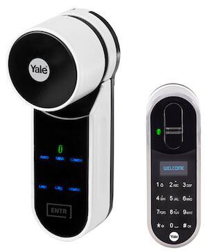 ENTR™ Fingerabdruck Lesegerät Set von YALE