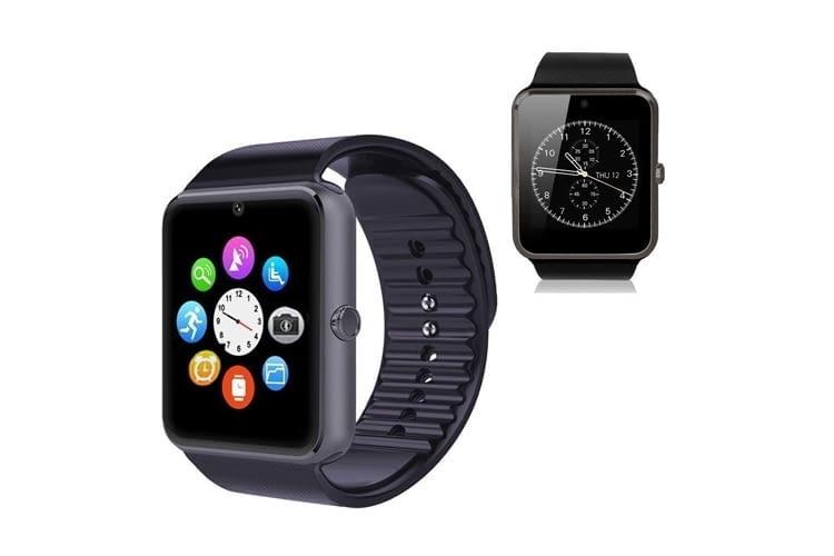 Erinnert an die Apple Watch, kostet aber ein Zehntel: YAMAY Smartwatch