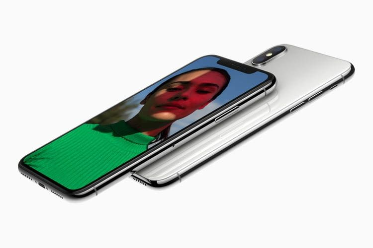 Das Apple iPhone X besticht mit OLED-Display und 12 MP Dual-Kamera