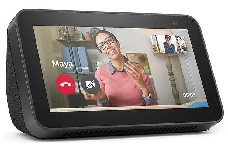 Mehr Spaß mit Video-Chats - Amazon Echo Show 5 bietet Sprachsteuerung und eignet sich damit auch für Technik-Laien