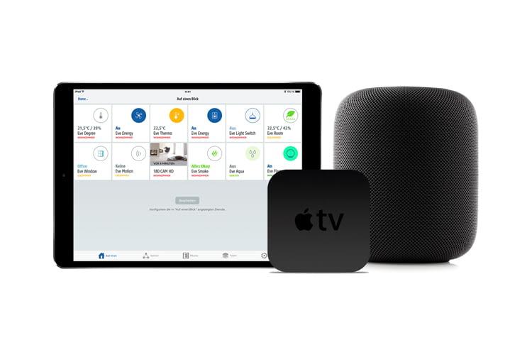 Intelligente Thermostate sind meist per App oder Sprachassistent (z.B. Siri) steuerbar, manche auch per Smart TV