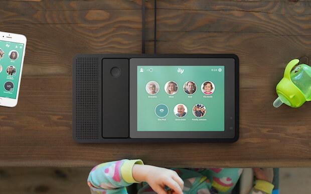 Abbildung des Ily Smart Home Phone Geräts