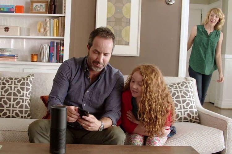 Amazon Echo Multiroom Problem gelöst - die Familie freut sich