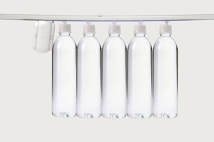 Die smarte Vorhang-Steuerung SwitchBot Curtain entwickelt lt. Hersteller eine Zugkraft von bis zu 8 Kilogramm