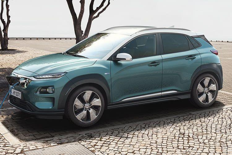 Der Hyundai Kona Elektro bietet Fahrspaß, ist umweltfreundlich und hat ordentlich Kraft und Reichweite