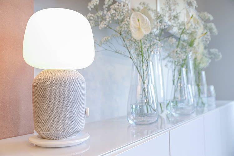 Der Symfonisk Lautsprecher ist ein Gemeinschaftsprojekt von IKEA und Audio-Spezialist Sonos