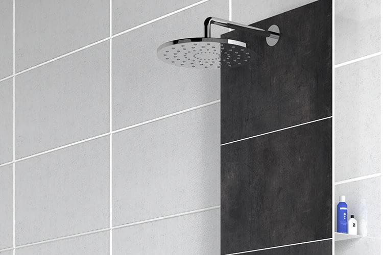 Das Flow Loop Duschpanel ist ein Plug-and-Play Nachrüstsystem für bereits vorhandene Duschen