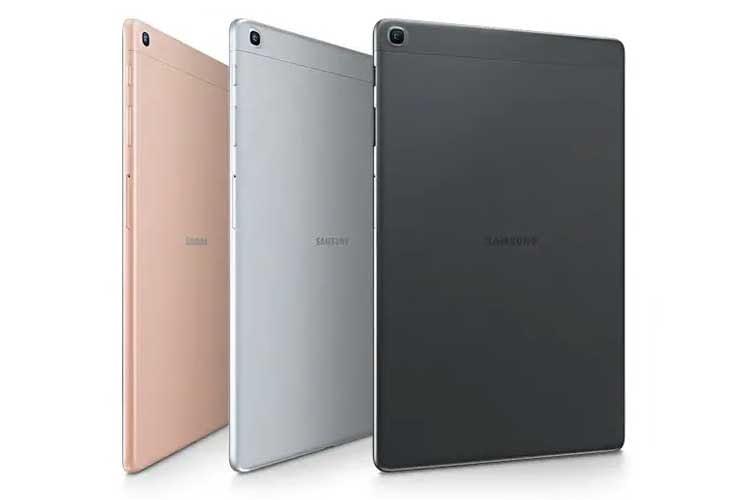 Premium-Attribute: Samsung Galaxy Tab A 10.1 hat ein Gehäuse aus Metall und ist nur 7,5 mm dick