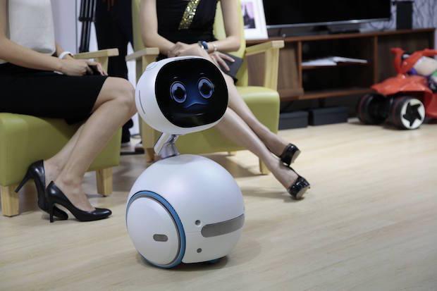 Der Roboter Zenbo von Asus für ca. 600 Dollar