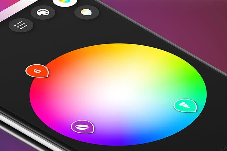 Die neue Philips Hue 3.0 App erlaubt immersive Lichterlebnisse mit digitalen Inhalten vom Computer