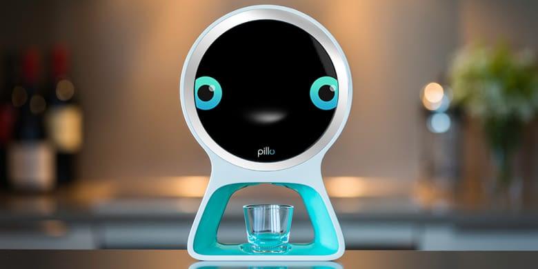 Pillo, der Medikamenten-Roboter